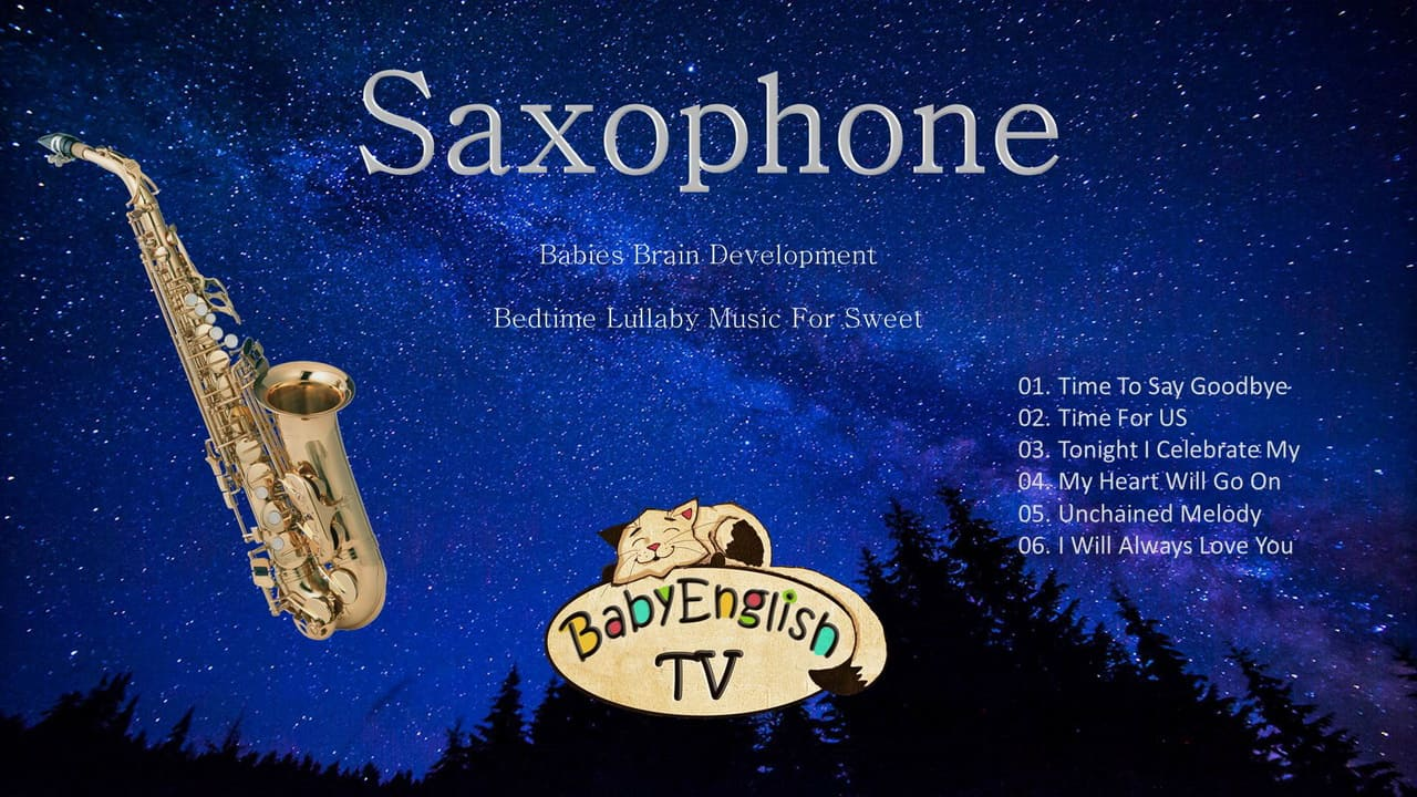 Saxophone for babies
